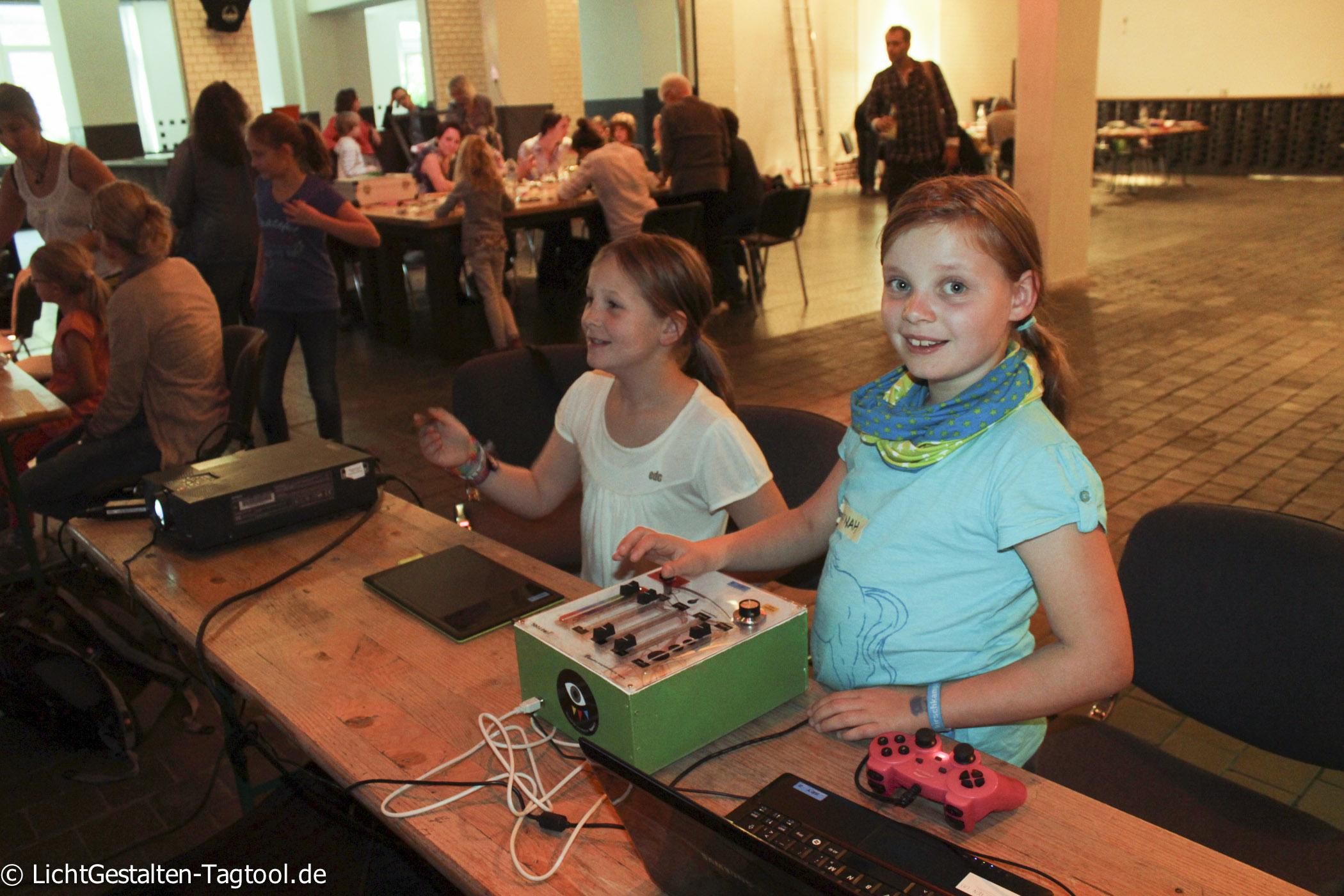 Rückblick vom KinderKulturClub Festival